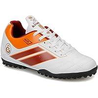 GS TRIM TURF GS Beyaz Kırmızı Erkek Halı Saha Ayakkabısı