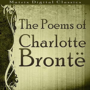 The Poems of Charlotte Brontë Audiobook