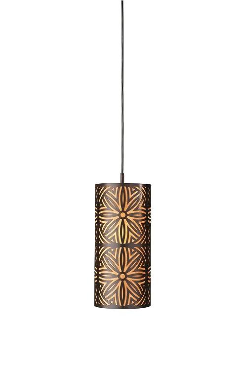 Massive 36950-86-10 lámpara de Techo de Estilo rústico