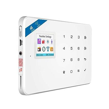 Ultra TW18 GSM Inalámbrico y Casa Inteligente Wifi / Sistema ...