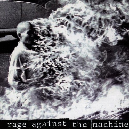 CD : Rage Against the Machine - Rage Against The Machine (Germany - Import)