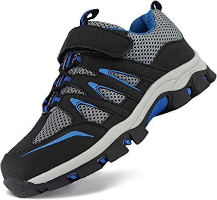 Little Kid//Big Kid Hawkwell Kids Outdoor Athletic Hiking Shoes