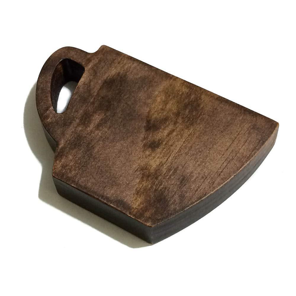 PEPPERLONELY Brand 8 2//8x5 7//8 1 Antique Bronze Purse Bag Metal Arch Frame Kiss Clasp Lock Handle 21x15cm