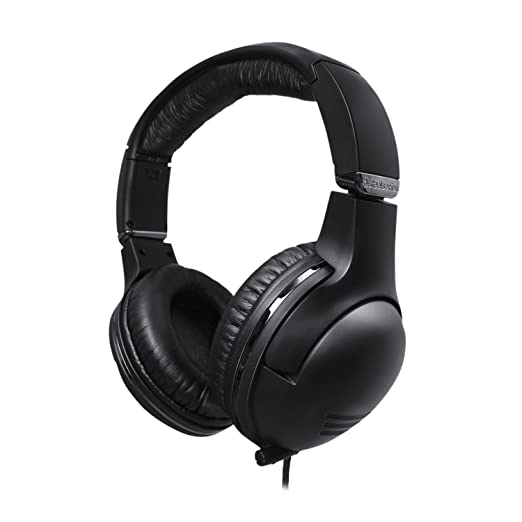 Amazon.com: SteelSeries 7H Gaming Headset (Black) (Certified Refurbished): Computers & Accessories