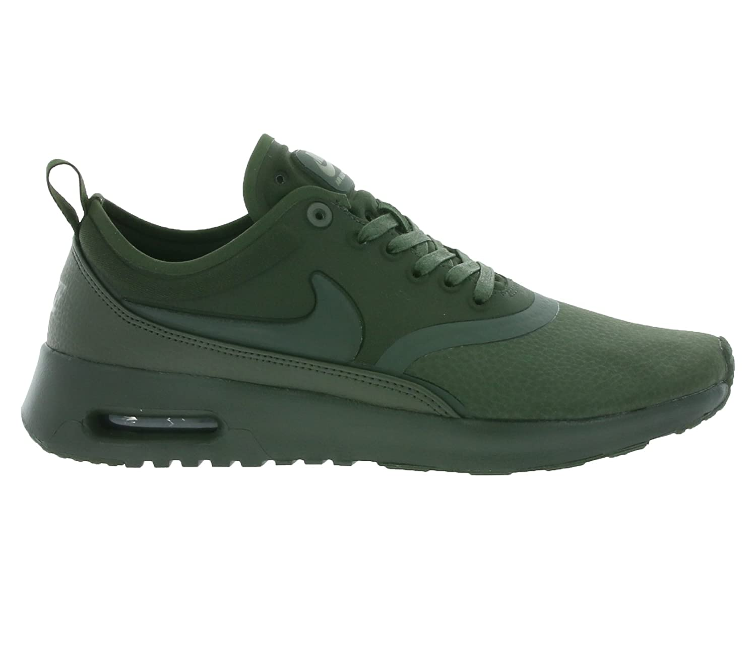 new concept 2a9be 6fe5c Amazon.com   Nike WMNS Air Max Thea Ultra Premium Lifestyle Sneakers Women  Sequoia Sequoia-Medium Olive New 848279-301 - 6.5   Fashion Sneakers