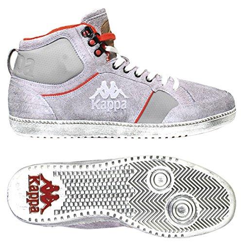 Sneakers - Authentic 0131 Grey-Orange