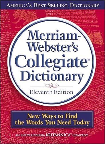 Amazon merriam websters collegiate dictionary 11th edition merriam websters collegiate dictionary 11th edition 11th edition kindle edition fandeluxe Choice Image