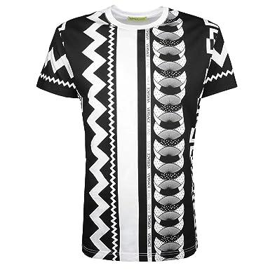 b1f0cc69d0 Versace Jeans T-shirt Regular - B3GQA716 / Print 22 T-Shirt MC - L ...