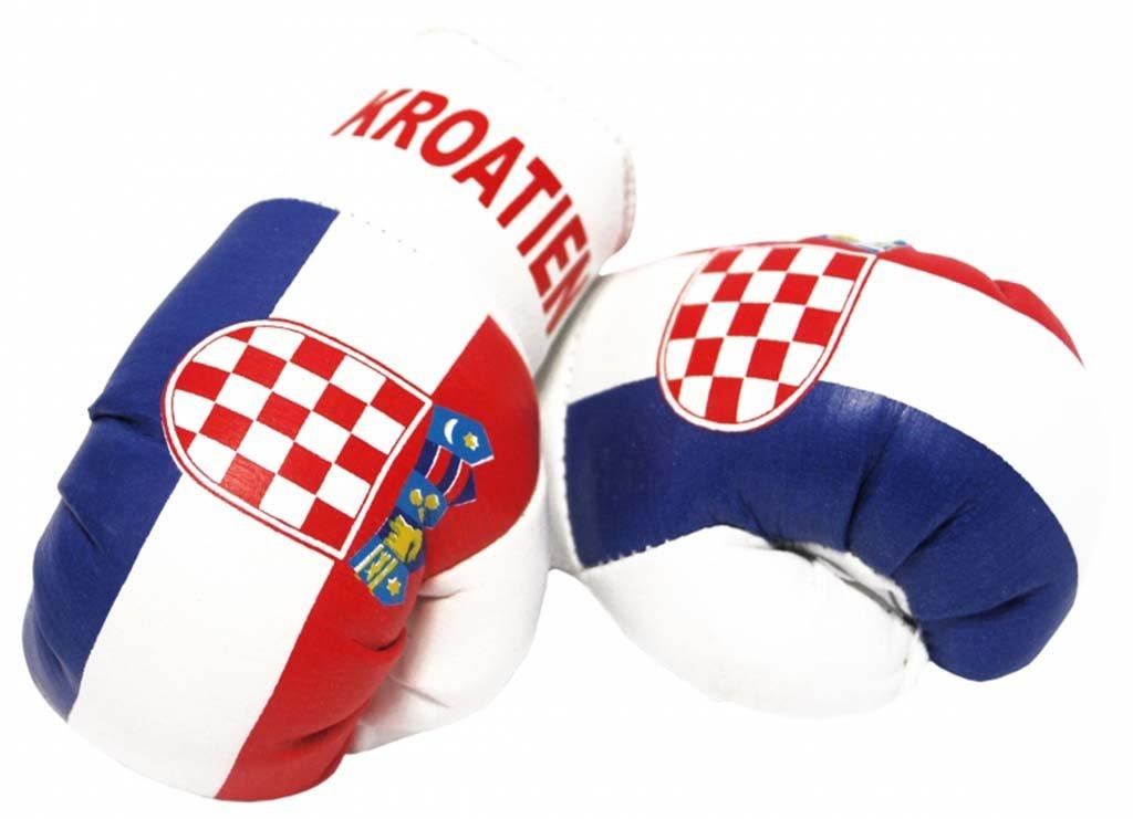 Doktor Hardstuff Mini Boxhandschuhe Kroatien