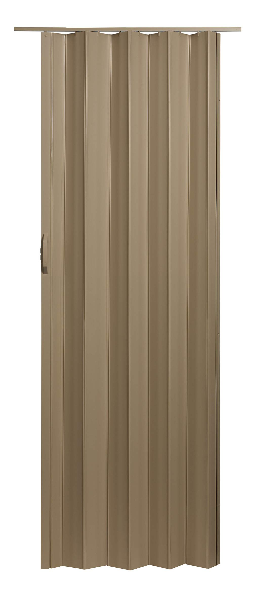 LTL Home Products SI3680TB Sienna Interior Accordion Folding Door, 36 x 80'', Timber Beige by LTL Home Products