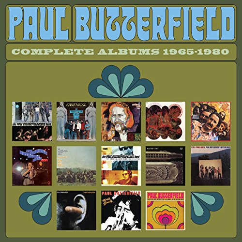 Paul Butterfield-Complete Albums 1965-1980-14CD-FLAC-2015-NBFLAC Download