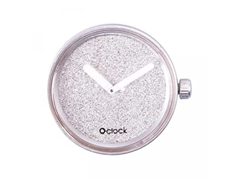OClock - Reloj con mecanismo de aceleración completo, caja de color