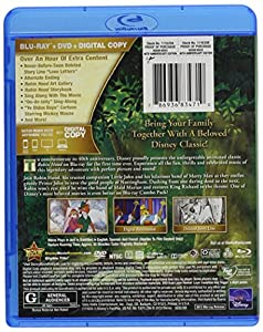 Robin Hood: 40th Anniversary Edition (Blu-ray + DVD + Digital Copy) by Walt Disney Studios Home Entertainment