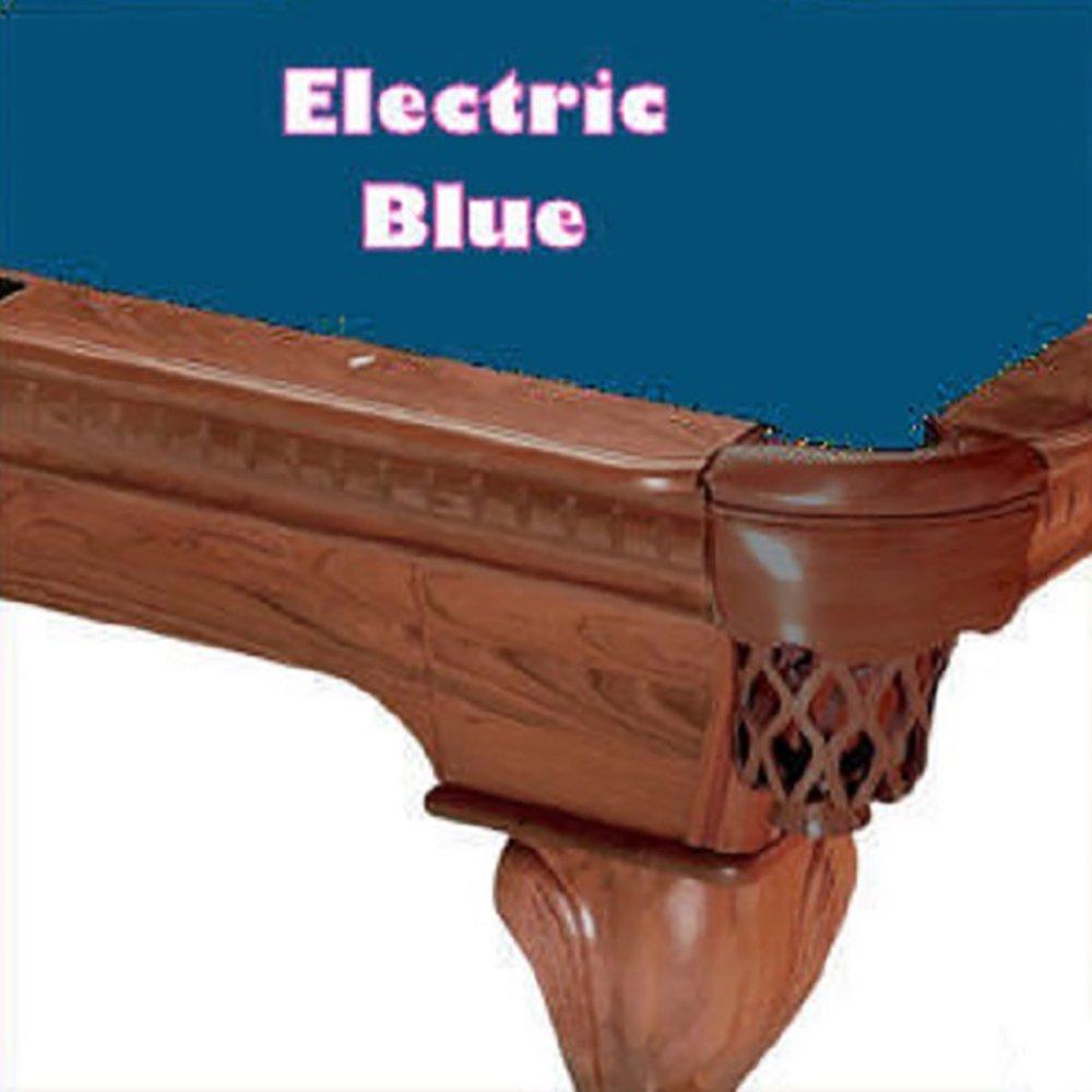 7 Clothフェルト 'シモニスクロス760エレクトリックブルービリヤードPool Table Clothフェルト Table 7 B00GP2EC1U, お祭り用品の専門店 橋本屋:12e1ca09 --- sharoshka.org