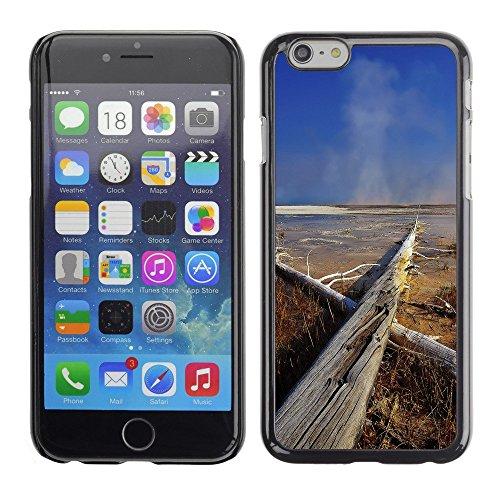 """Premio Sottile Slim Cassa Custodia Case Cover Shell // F00001845 Wyoming // Apple iPhone 6 6S 6G 4.7"""""""