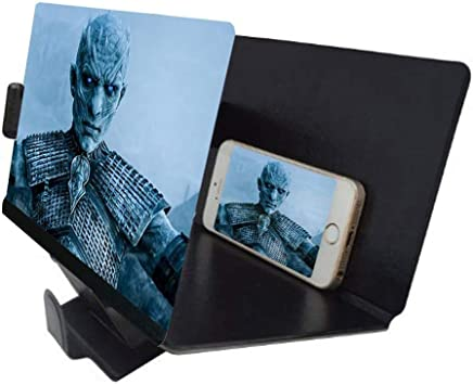 Universal portátil Arrugas Smartphone 3D Screen Magnifier para ...