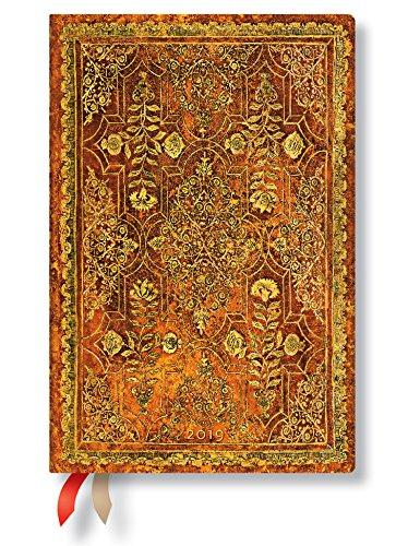 Paperblanks - Otoño delicado persimone - Calendario 12 meses ...