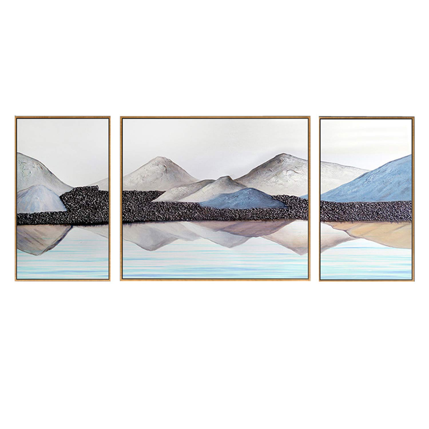 LUHSICE Large 5D Painting with Diamonds Full Drill - Landscape Scenery, (Round Drill 280x100cm) by LUHSICE