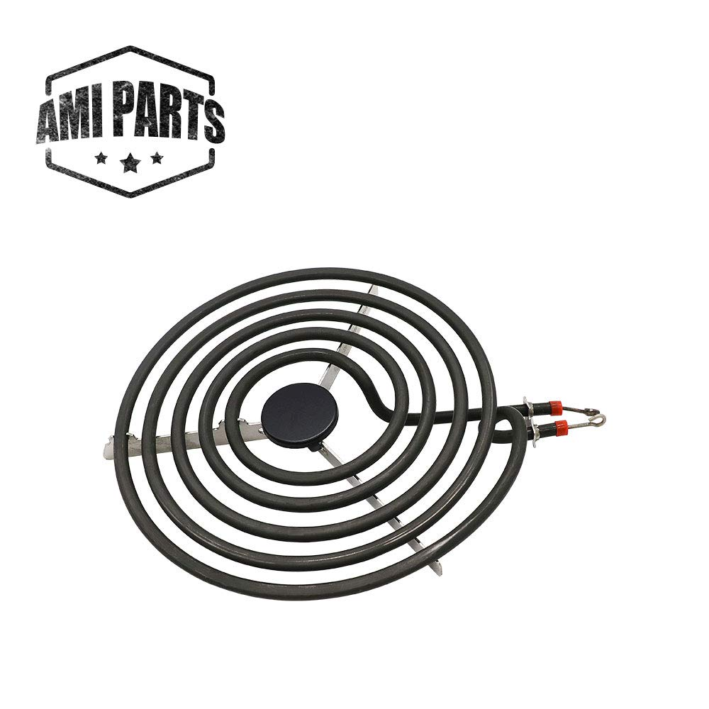 AMI PARTS MP26YA 316442301 Electric Range Surface Burner Coil Element Replacement Compatible with Whirlpool Range Cooktop