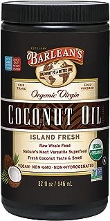 product image for Barlean's Organic, Virgin Coconut Oil 32 Ounce (705875000437)