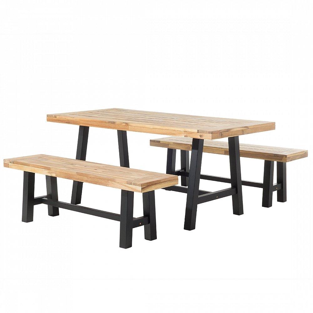 Terrassenmöbel Aus Holz - Design