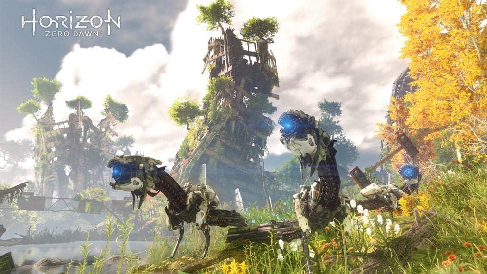 Sony Horizon Zero Dawn, Limited Edition, PS4 Limited PlayStation 4 ...