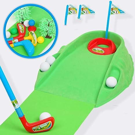 hyy Juguetes De Golf De Plástico para Niños Interacción ...