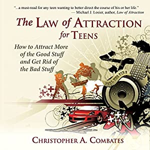 The Law of Attraction for Teens Audiobook
