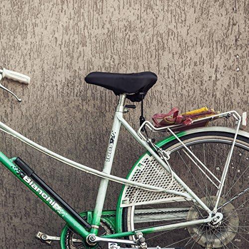 UV Protector Bicycle Saddle Bike Seat Rain Cover Dust Resistant Waterproof 2x