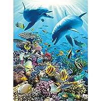 Ravensburger Underwater Adventure Puzzle 300pc,Children's Puzzles