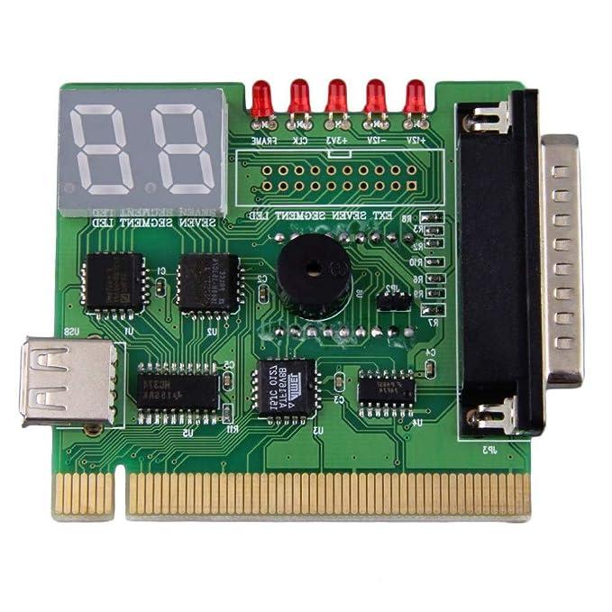 Amazon.com: Nicewave - Placa base PCI para ordenador y placa ...