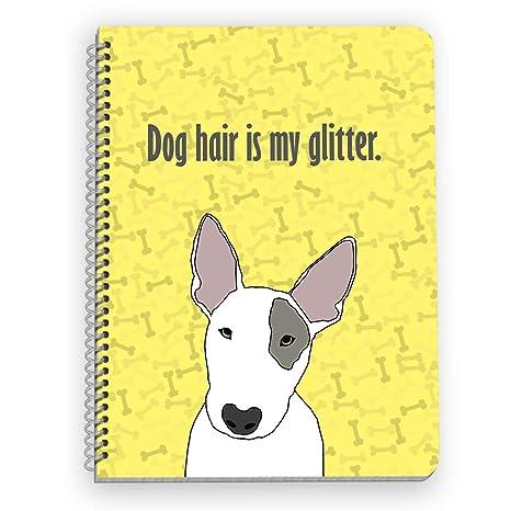 Amazon.com: Elegantes cuadernos para perros para los amantes ...