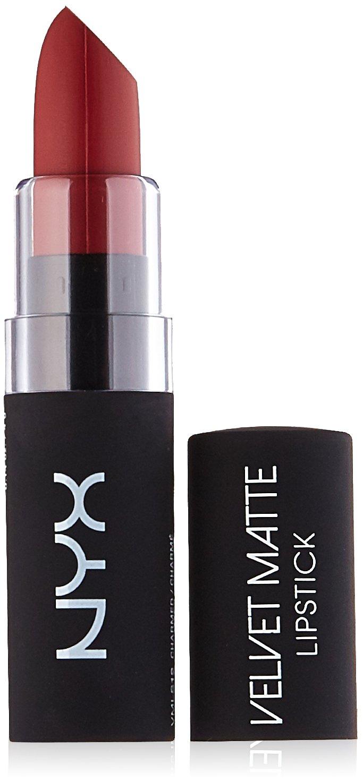 Amazoncom Nyx Professional Makeup Velvet Matte Lipstick Charmed