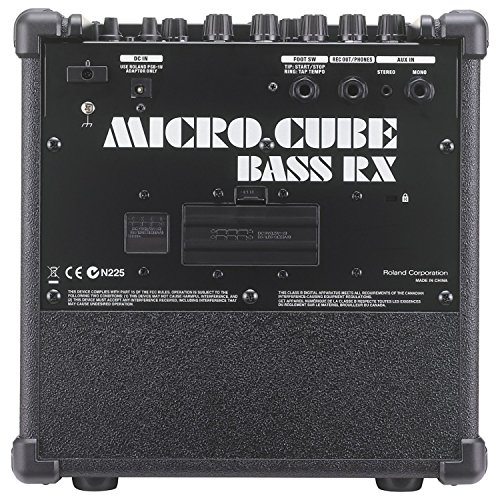 Roland Micro Cube Bass RX Battery-Powered Bass Combo Amp by Roland (Image #3)