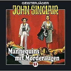 Mannequins mit Mörderaugen (John Sinclair 51)
