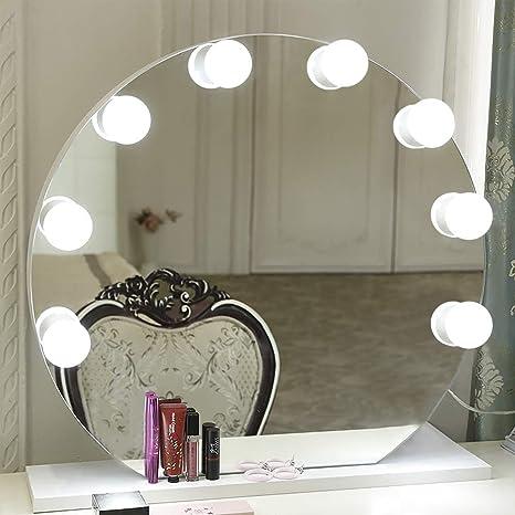 Vanity Lights For Mirror Greenclick Hollywood Vanity Mirror Lights