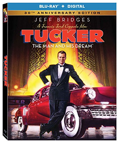 TUCKER:THE MAN&HIS DREAM UV/BD [Blu-ray]