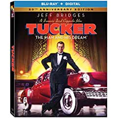 Tucker: The Man and His Dream arrives on Blu-ray and Digital 4K August 28 from Lionsgate