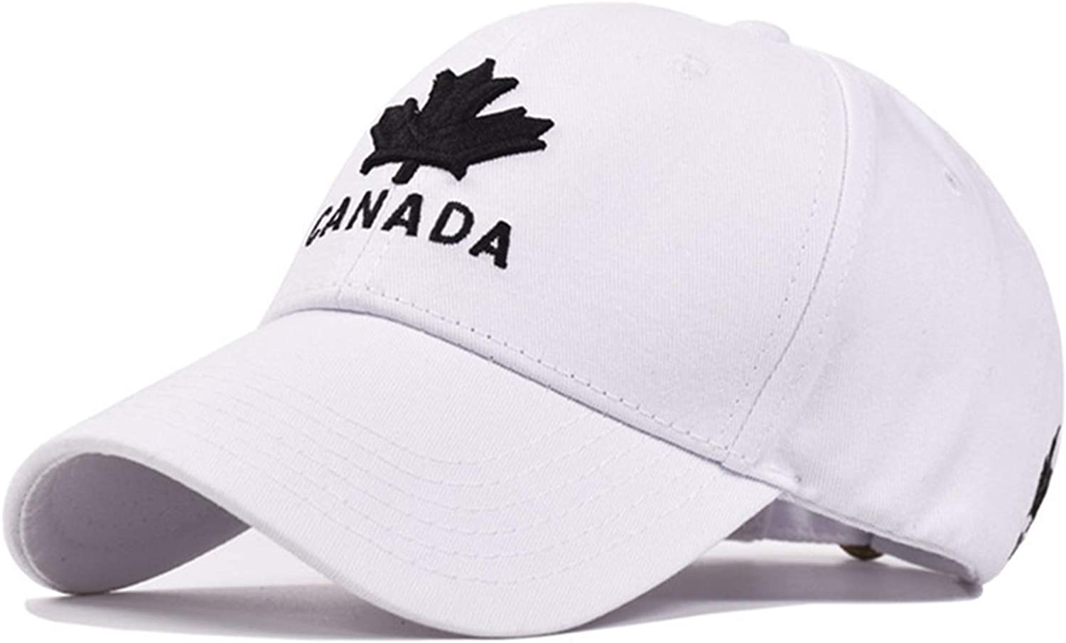 Solid Cotton Mens Cap Letter Womens Baseball Cap Embroidery Canada Sun Hat Unisex Hat