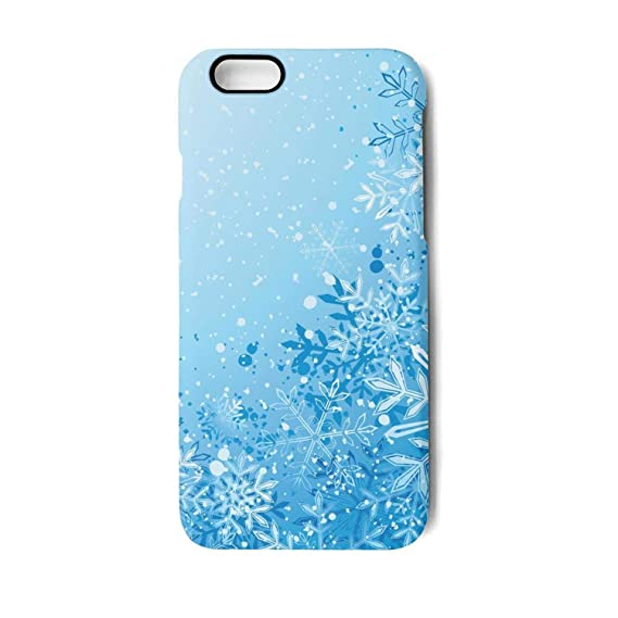 ad8fc02c7d6 Yuwerw fgqq Christmas Background Cool Unique Waterproof Cell Phone Cases  for iPhone 6/iPhone 6s