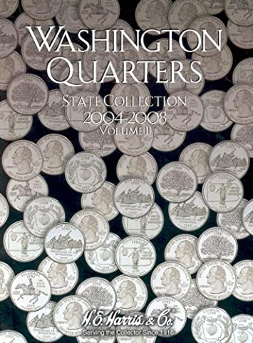 Washington Quarters: State Collection, Vol. 2: 2004-2008 - State Quarter Collection