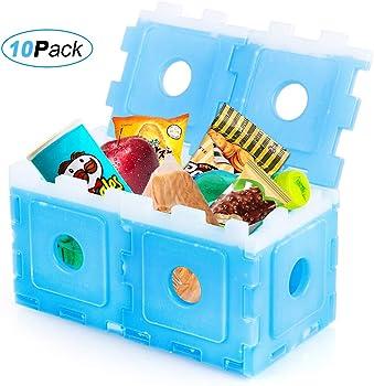10-Pk. OICEPACK Ice Packs for Lunch Box