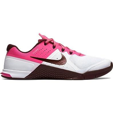 NIKE Metcon 2 Womens Cross Training Shoes (11 B(M) US, White