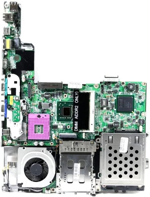 OEM Genuine Dell Latitude D530 Laptop Motherboard Intel Core 2 Duo T7250 HP721