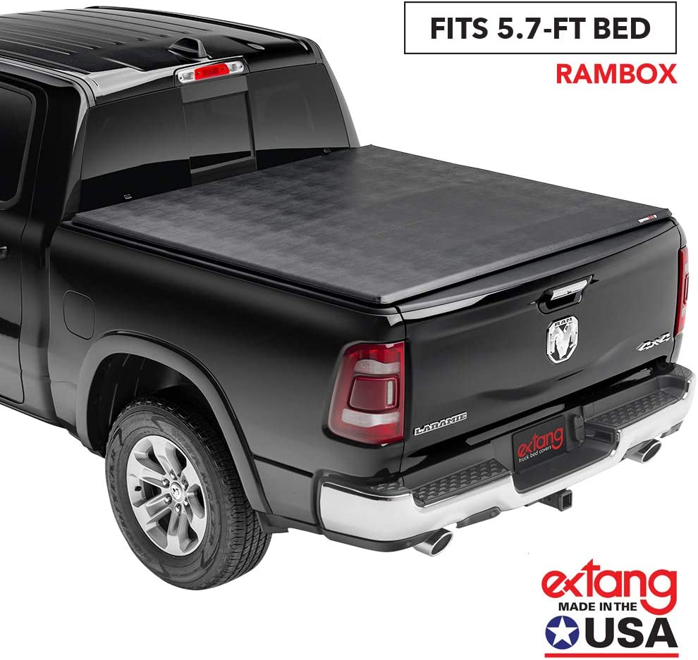 """Extang Trifecta 2.0 Soft Folding Truck Bed Tonneau Cover 
