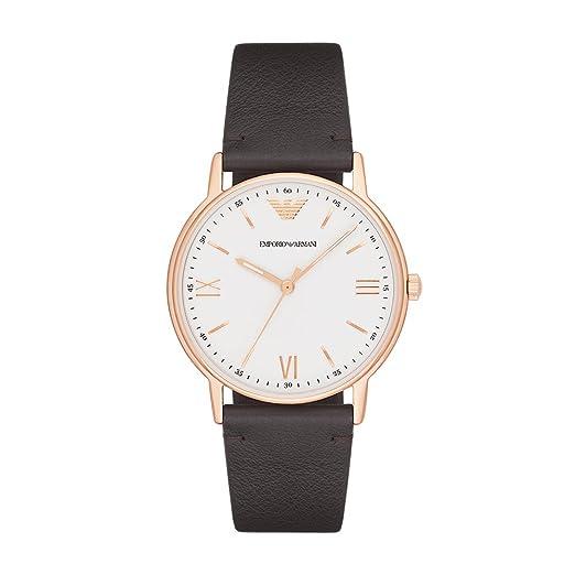 1a70c5ec05c8 Reloj EMPORIO ARMANI - Hombre AR11011  Emporio Armani  Amazon.es  Relojes