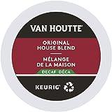 Van Houtte Original House Decaf Single Serve Keurig Certified Recyclable K-Cup pods for Keurig brewers, 96 Count
