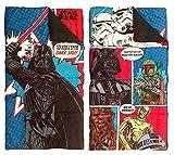 Disney Star Wars Kids Character Sleeping Bag and Sling Sack