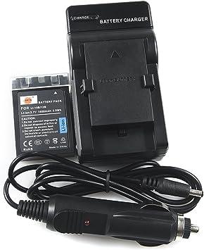 Cargador de batería Micro USB para sanyo xacti vpc-j1 ex//vpc-j2 ex