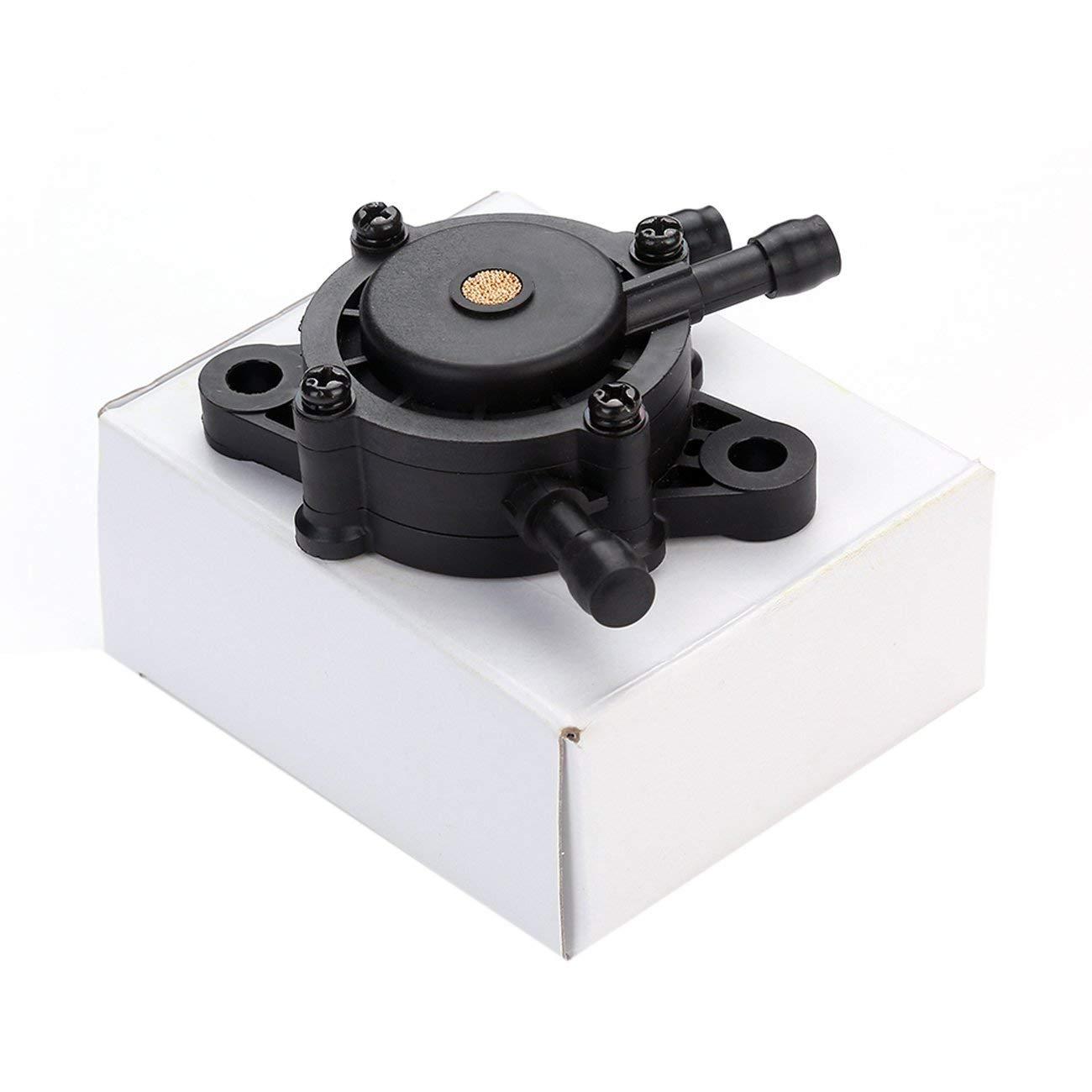 Panda 491922 691034 692313 808492 808656 Fuel Pump Fit for Mikuni Briggs /& Stratton Motorcycles Vehicles Oil Burning Pump